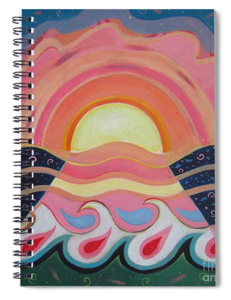 Creating Unity Spiral Notebook