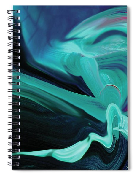 Creativity Spiral Notebook
