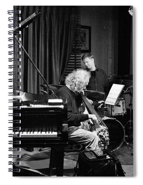 David Friesen Quartet 2 Spiral Notebook