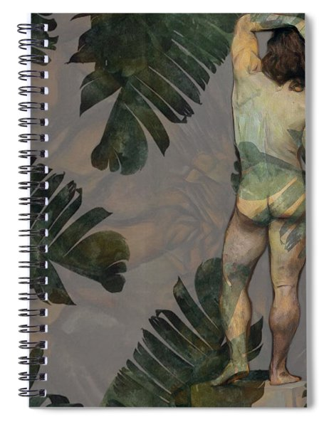 David Spiral Notebook