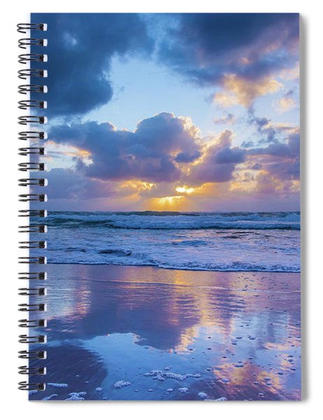 Enchanted Whispers Spiral Notebook