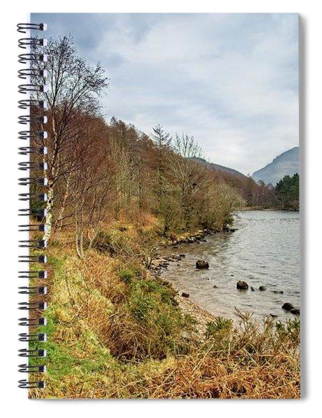 Ennerdale Water, English Lake District Spiral Notebook