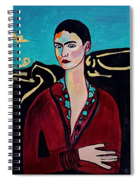 Frida Kahlo. Spiral Notebook