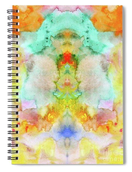 Ghost Spiral Notebook