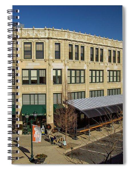 Grove 2 Spiral Notebook