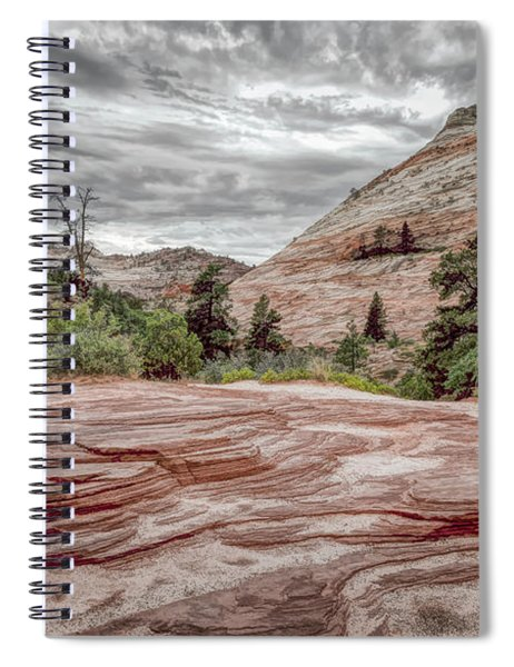 Handiwork Of Nature Spiral Notebook