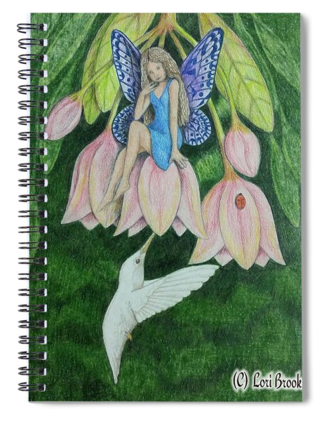 Harmony Spiral Notebook