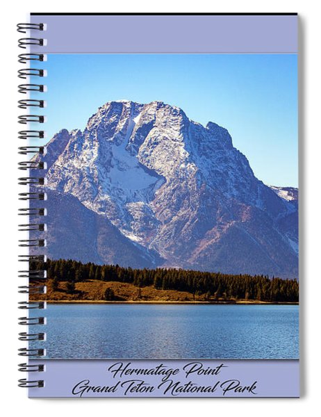 Hermitage Point Spiral Notebook