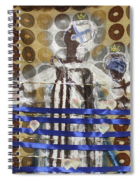 Holy Trinity And Our Lady Lord Of The Dance As Sung By Many A Choir Spiral Notebook
