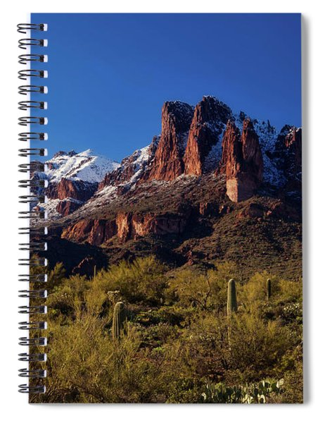 Into The West Spiral Notebook