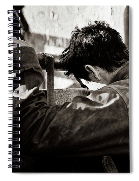 Its The Joy And The Pain Spiral Notebook