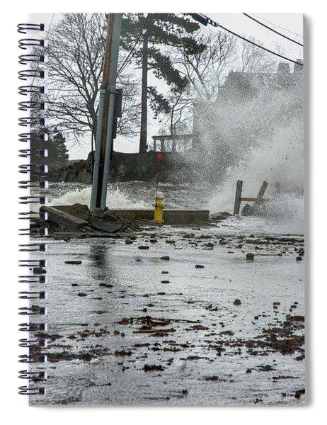 Jeep Splash Spiral Notebook
