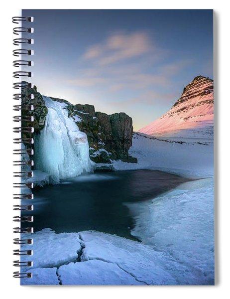 Kirkjufell, Iceland Spiral Notebook