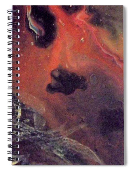 Late Night Spiral Notebook