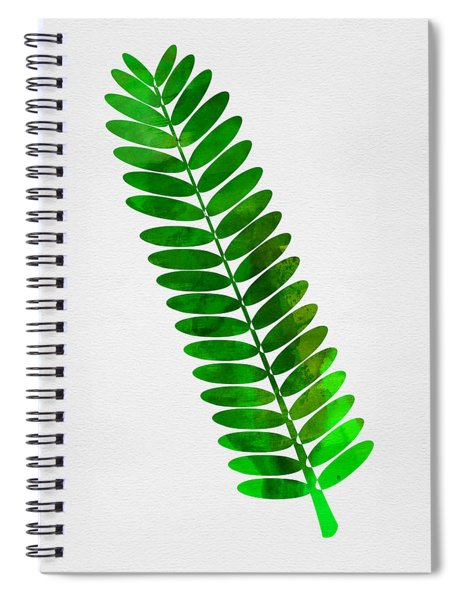 Leaf Branch Spiral Notebook