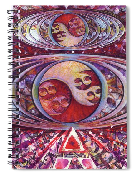 Level Spiral Notebook