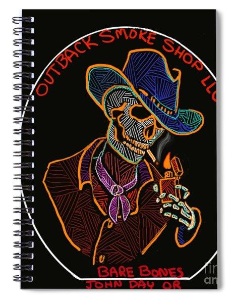 Logo #4 Spiral Notebook