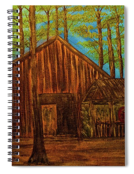 Lowe Barn Spiral Notebook