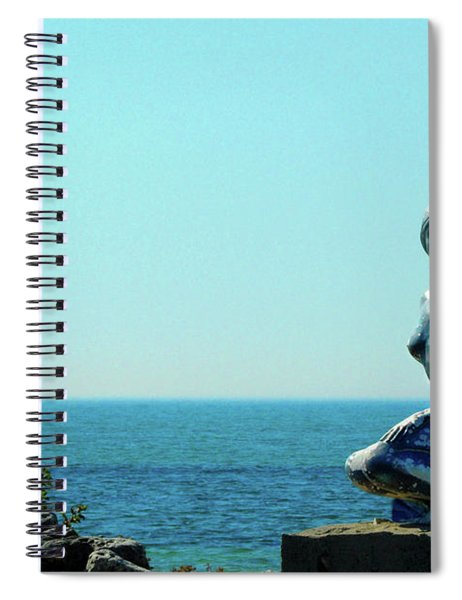 Magical Mermaid Spiral Notebook