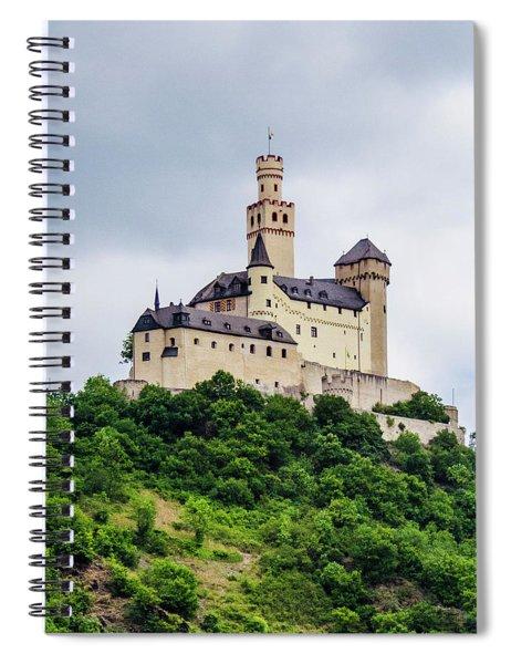 Marksburg Castle - 2 Spiral Notebook