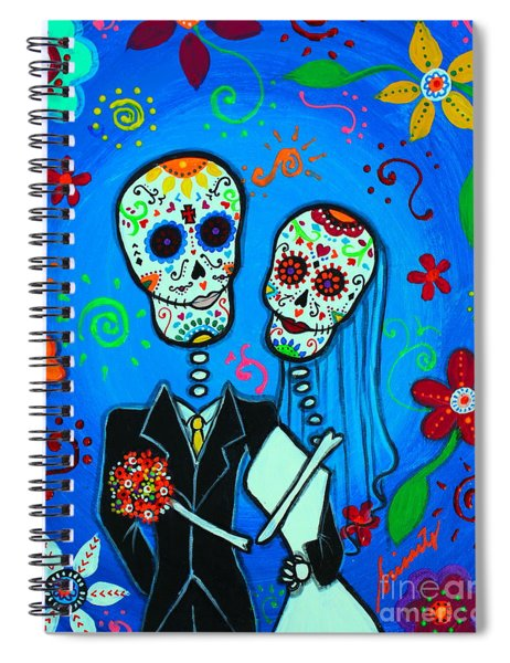 Matrimonio Spiral Notebook