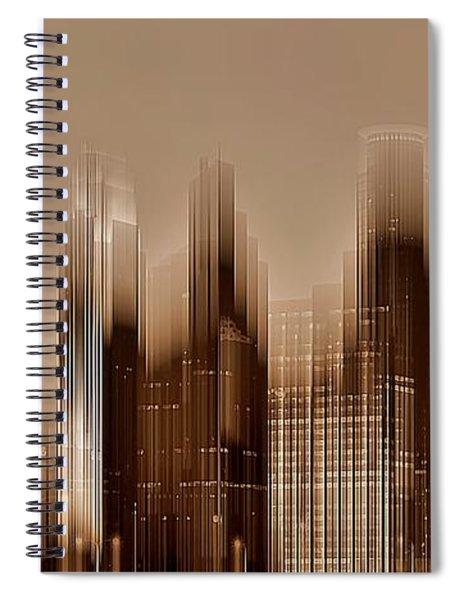 Minneapolis 2 Spiral Notebook