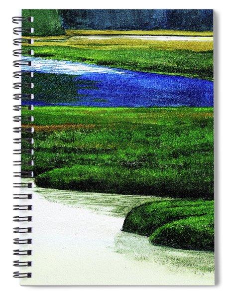 Mt Desert Island Spiral Notebook