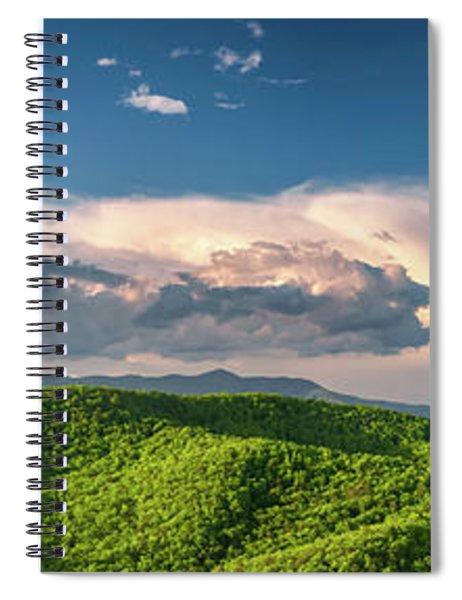 Mt. Mitchell Spiral Notebook