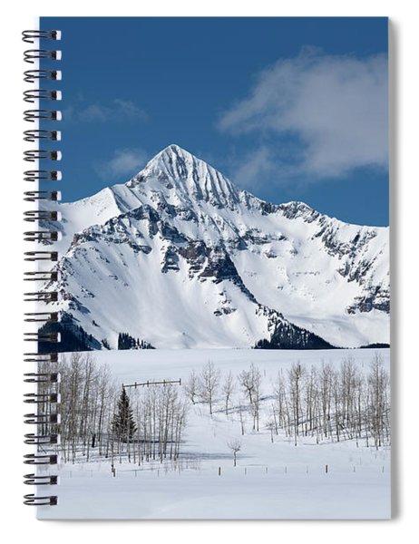 Mt Wilson Spiral Notebook
