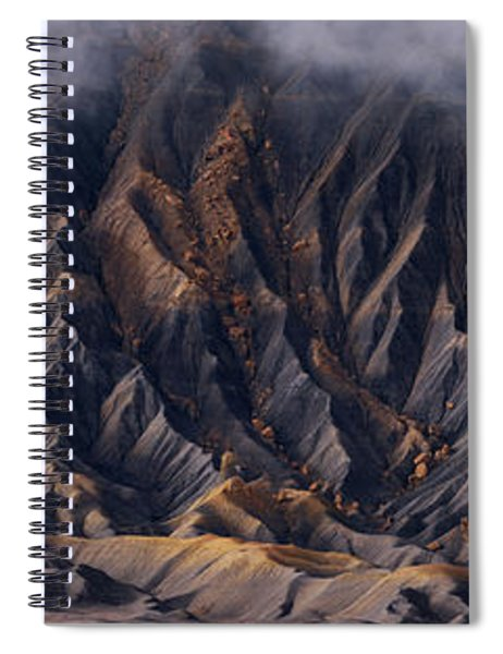 Mystic  Spiral Notebook