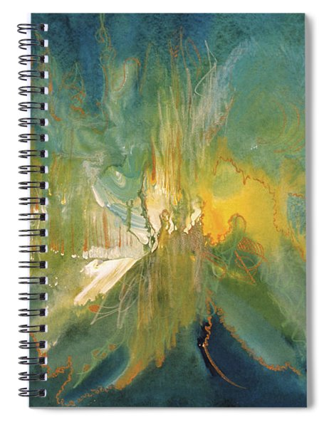 Mystic Music Spiral Notebook