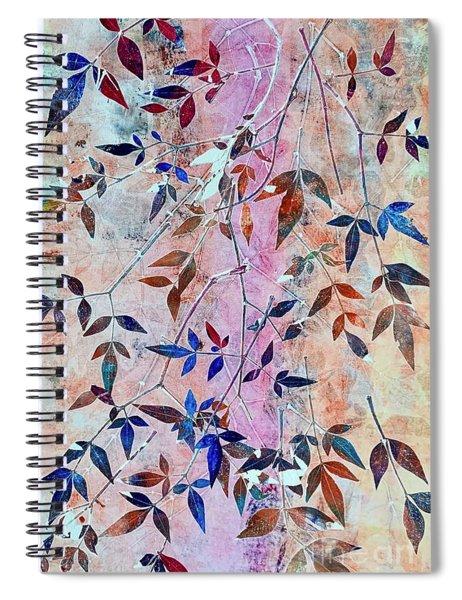 Natures Treasures 4 Spiral Notebook