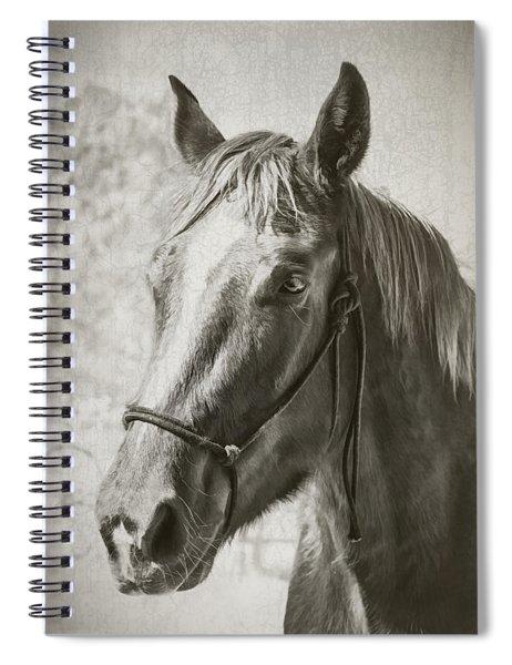 Old West Transportation Spiral Notebook