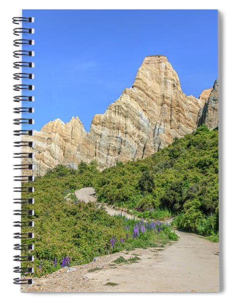 Omarama - New Zealand Spiral Notebook