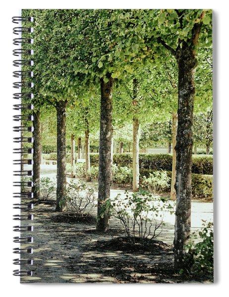 Parisian Stroll I Spiral Notebook