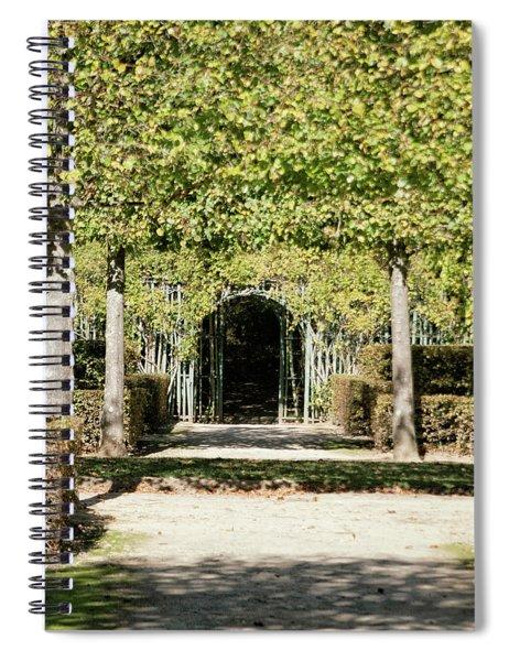 Parisian Stroll II Spiral Notebook