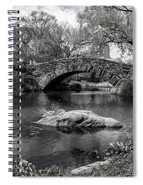 Park Bridge Spiral Notebook