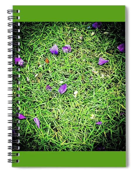 Patterns Spiral Notebook