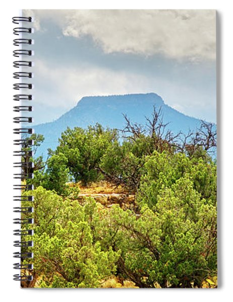 Pedernal Spiral Notebook