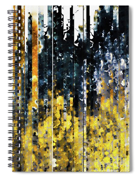 1 Peter 1 7. Tested By Fire Spiral Notebook