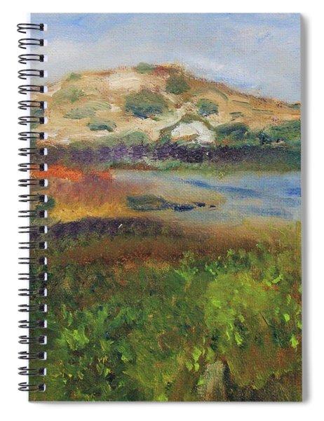 Pilgrim Lake Spiral Notebook