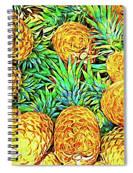 Pinas Spiral Notebook