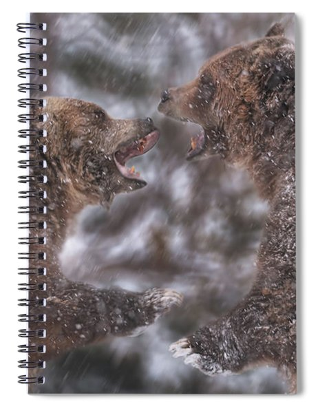 Play Time  Spiral Notebook