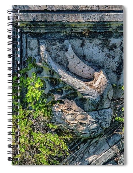 Pons Aemilius Spiral Notebook