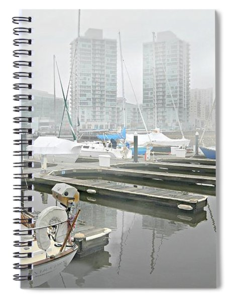 Prime Spiral Notebook