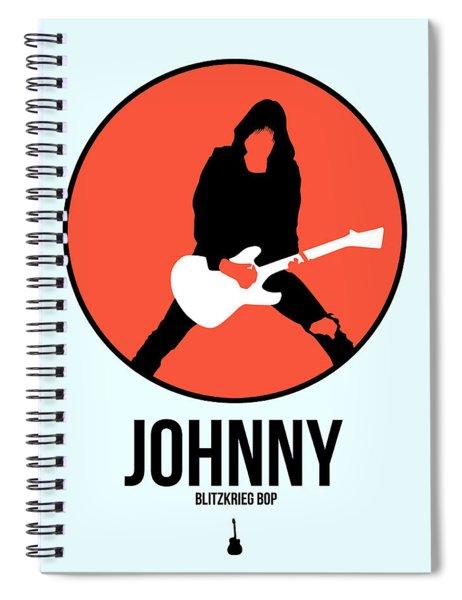 Ramones Spiral Notebook