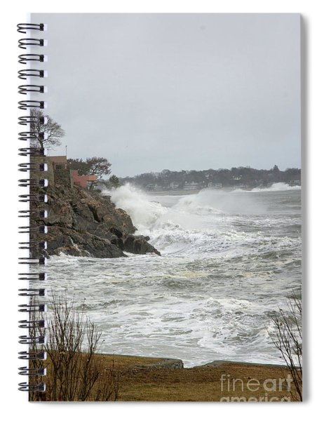 Rushing Water Spiral Notebook