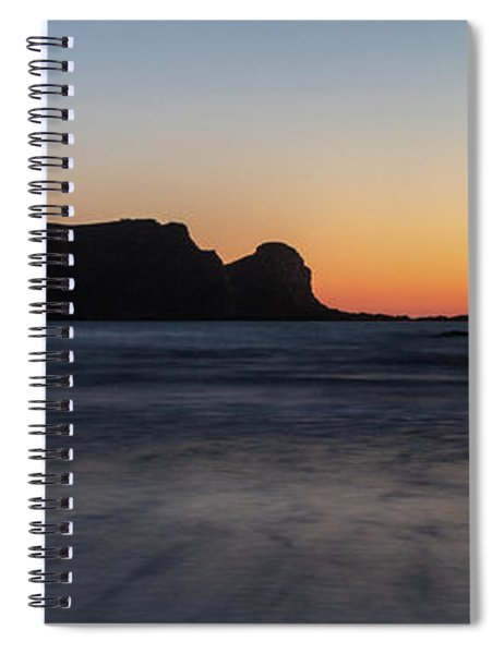Second Beach Spiral Notebook