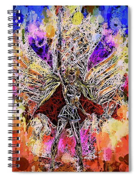 She - Ra Princess Of Power Spiral Notebook