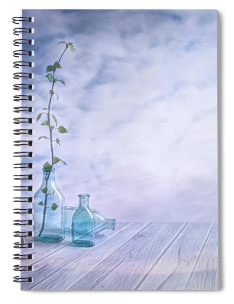 Spring Is Coming 2 Spiral Notebook